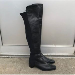 Stuart Weitzman Over The Knee Boots 6.5